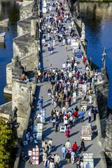 Prague, Carls bridge, Czech Republic