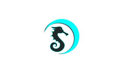 icon sea horse