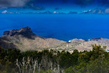 La Gomera, Alojera, Spanien, Kanarische Inseln