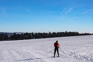 Langlauf Ski Winter