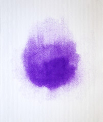 abstract purple watercolor abstract background.