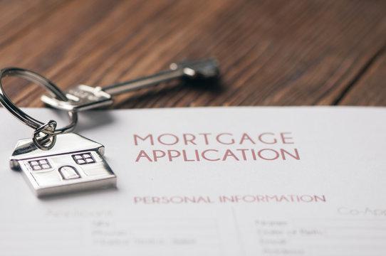 mortgage application form