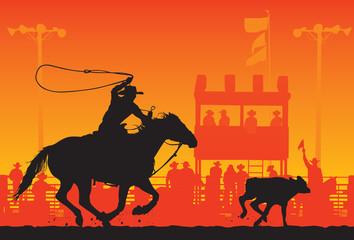 Rodeo - Calf Roping