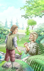Treasure Island Story