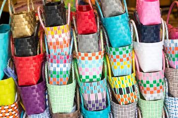 Plastic bag / Ho Chi Minh City / Vietnam