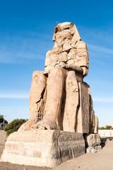 Statue in Aegypten