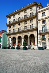 Plaza de San Francisco, La Habana Vieja