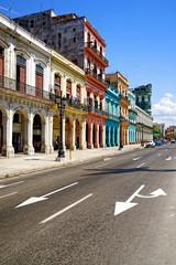 Paseo de Marti, Havanna, Kuba