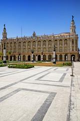 Gran Teatro de La Habana am Paseo del Prado, Havanna, Kuba