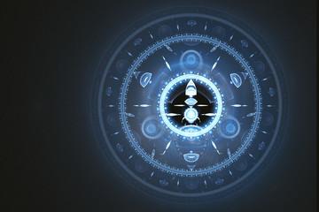 Illustration: virtual time.