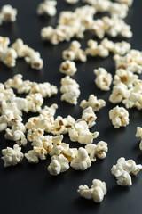 The salty popcorn.