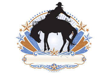 Rodeo - Saddle Bronc