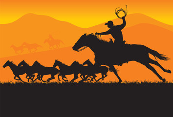 Wild West - Cowboys