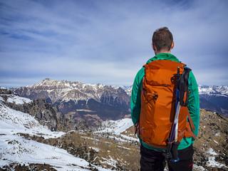 Trekking nelle alpi