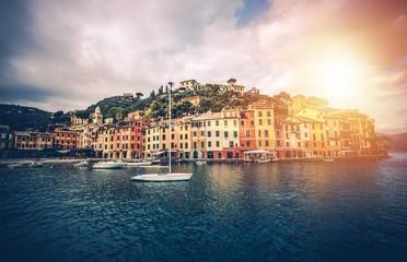 Italian Village of Portofino