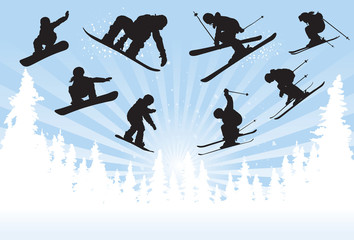 Kids - Winter Sports