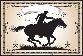 Wild West - Pony Express