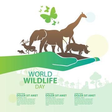 World Wildlife Day, March 3