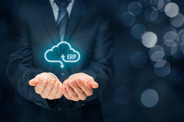 ERP as cloud service