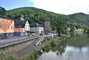 Dausenau an der Lahn, Gemeinde Bad Ems