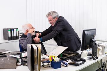 Gewalt am Arbeitsplatz, Mobbing