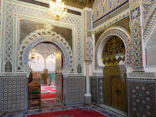 Moroccan mosques