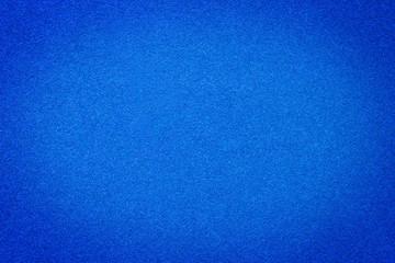 Blue velvet paper close up