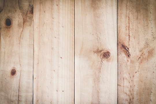pine wood texture vertical plank use for background.