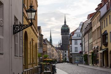 Breite Straße zur Kirche