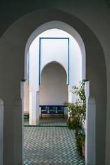 Doorway, Bahia Palace, Marrakech