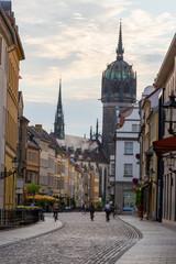 Innenstadt und Schlosskirche