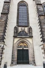 Portal der Schlosskirche