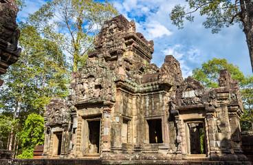Chau Say Tevoda temple at Angkor, Cambodia