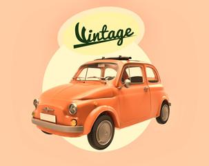 car of Italian vintage