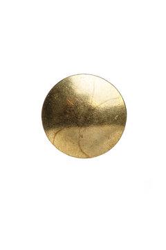 Golden Thumb Tack head
