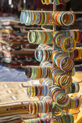 bangles in stand