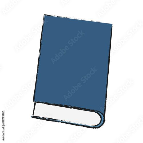 """""""closed book icon image vector illustration design """" Stock ..."""