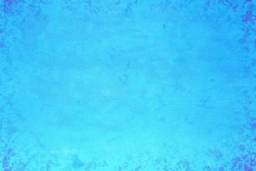 Blue grunge synthetics pattern