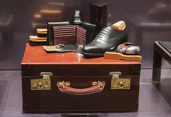 Men shoes and accesories
