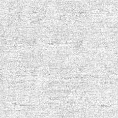 Abstract monochrome canvas textured background. Seamless pattern.