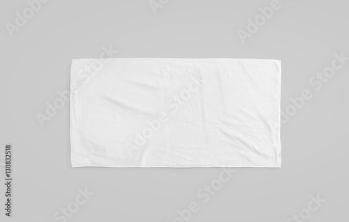 black white soft beach towel mockup clear unfolded wiper mock up laying on the floor shaggy. Black Bedroom Furniture Sets. Home Design Ideas