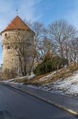 Museum Tower In Old Tallinn