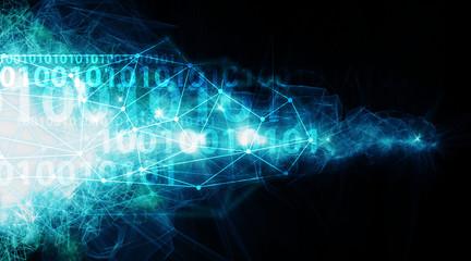 fisica, quantistica, filamenti, neuroni, connessioni,