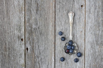 Berry Spoon and Board