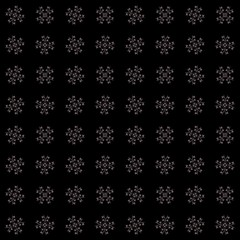 Texture with rendering abstract fractal gray pattern