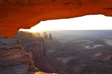 Mesa Arch, Canyonland National Park, Utah