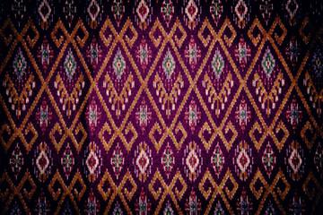 Silk handicraft close up,Fabric fashion design