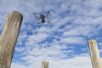 Personal Drone In Action