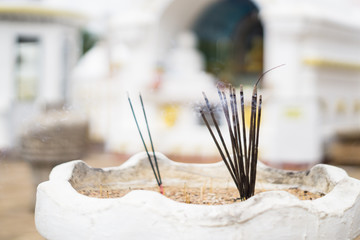 Buddhas incense sticks