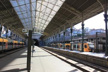 Train station in Porto